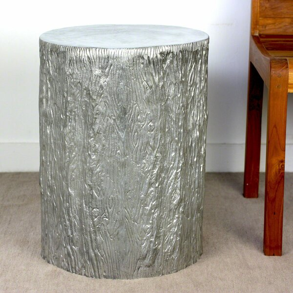 Daleville Recycled Hollow Tree Stump by World Menagerie
