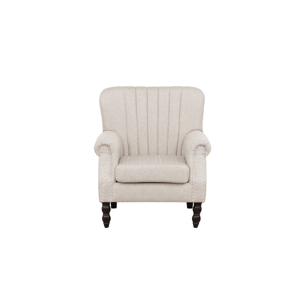 Lupo Armchair by Charlton Home