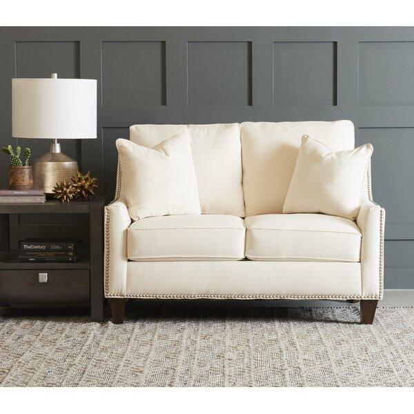 Carlee Loveseat by Wayfair Custom Upholstery™