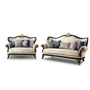 Godmanchester Standard Configurable Living Room Set by Astoria Grand