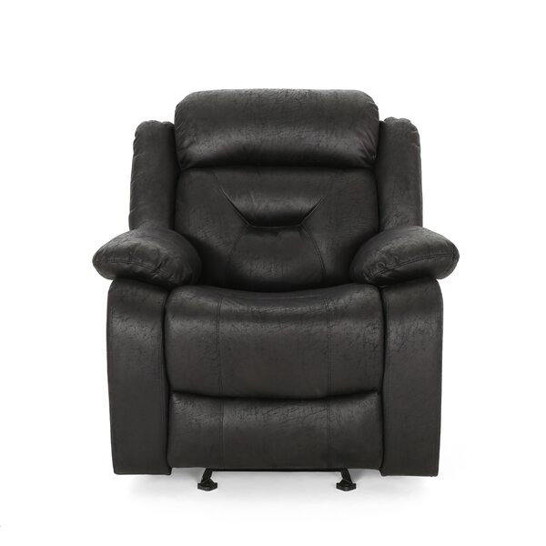 Terwilliger Manual Glider Recliner By Winston Porter