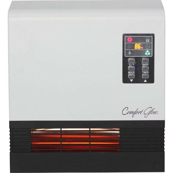 5120 BTU Wall Electric Infrared Heater By World Marketing