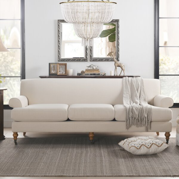 Perfect Priced Huston Sofa by Rosdorf Park by Rosdorf Park