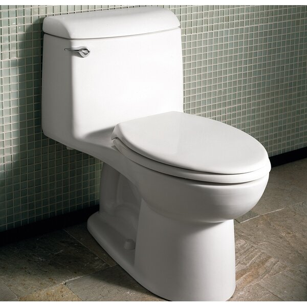 Champion 4 1.6 GPF Elongated One-Piece Toilet by American Standard