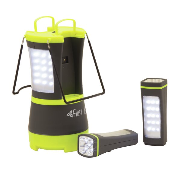 First Gear Gamma 60 Light LED Lantern by Texsport