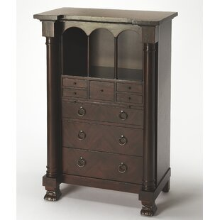 Beeching Secretary 8 Drawer Chest