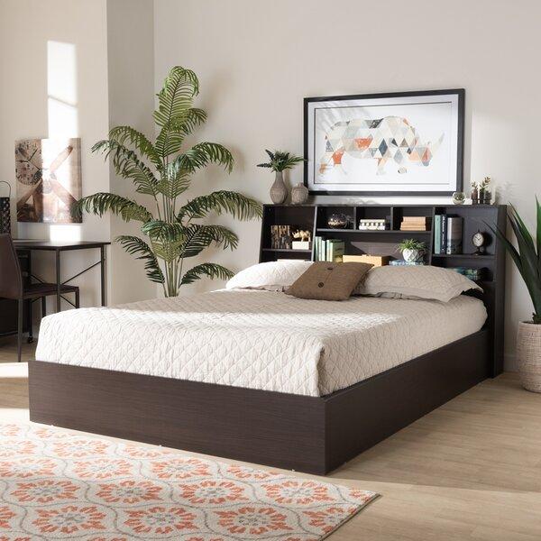 Gloriann Queen Storage Platform Bed by Ebern Designs Ebern Designs