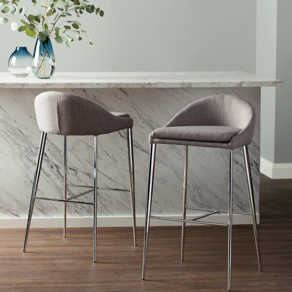 Blairsville 30 Bar Stools (Set of 2) by Wade Logan