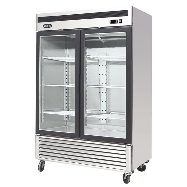 47.1 cu. ft. Upright Freezer by Atosa