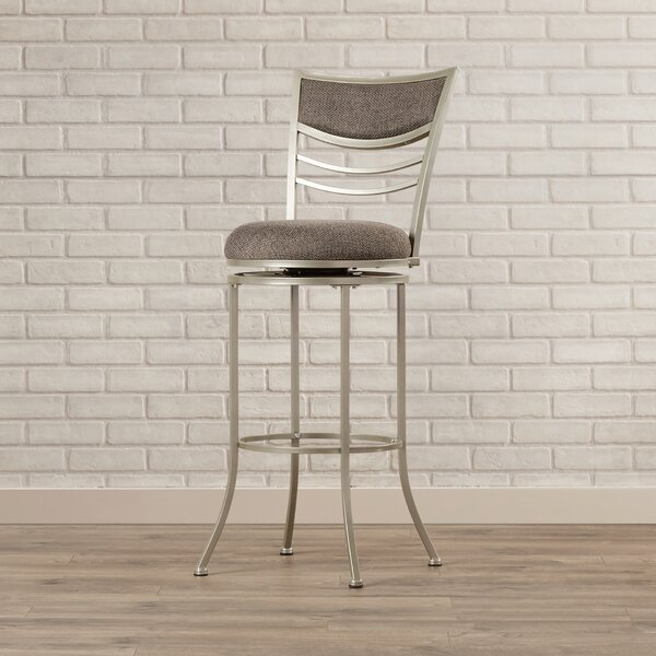 Cuthbert 30 Swivel Bar Stool by Latitude Run
