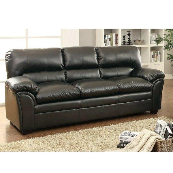 Kerens Bonded Sofa by Winston Porter