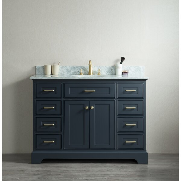 Nikki 48 Single Bathroom Vanity Set by Breakwater Bay