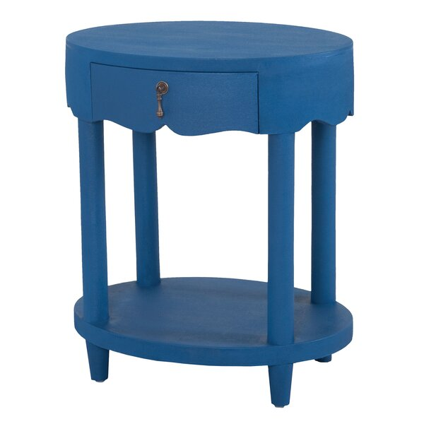 Millwood End Table by Bay Isle Home