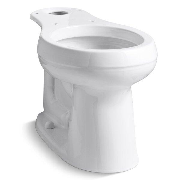 Cimarron Comfort Height Round-Front Bowl by Kohler