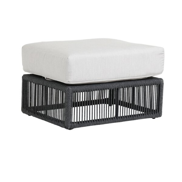 Milano Ottoman with Cushion by Sunset West