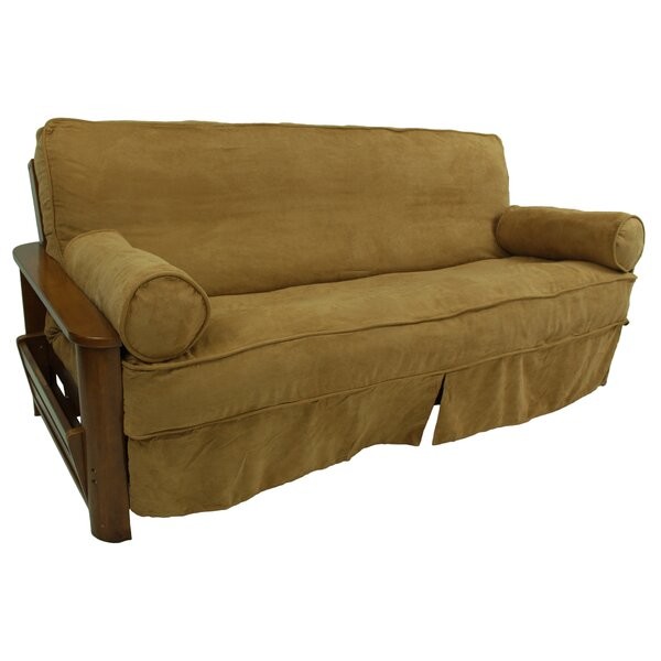 Box Cushion Futon Slipcover by Blazing Needles