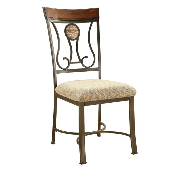Naperville Upholstered Dining Chair (Set of 2) by Red Barrel Studio
