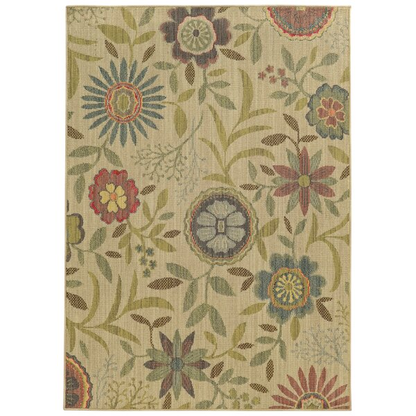 Cabana Hand-Woven Beige Indoor/Outdoor Area Rug by Tommy Bahama Home
