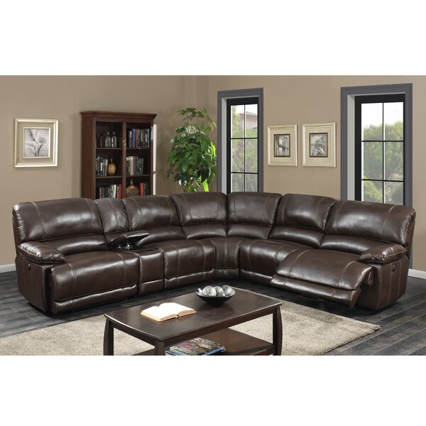Gupton Symmetrical Reclining Sectional By Red Barrel Studio
