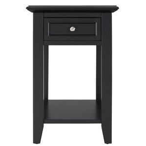 Marvelous Ellicott End Table With Storage