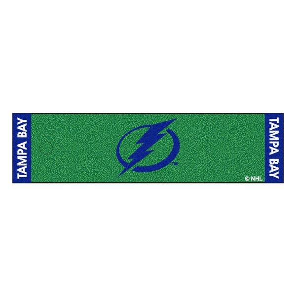 NHL - Tampa Bay Lightning Putting Green Doormat by FANMATS