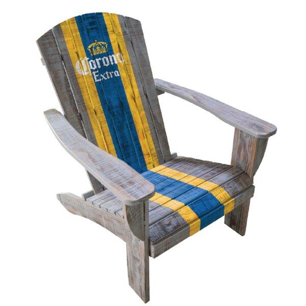 Corona Wooden Adirondack Chair by Corona Corona