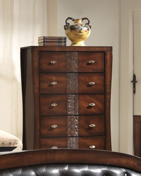 Northlake 5 Drawer Chest by Darby Home Co Darby Home Co