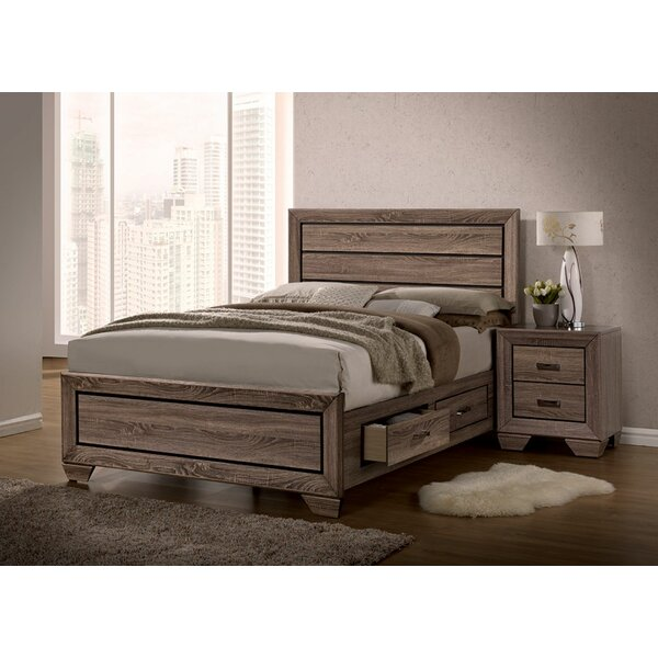 Mailiah Platform Configurable Bedroom Set by Foundry Select