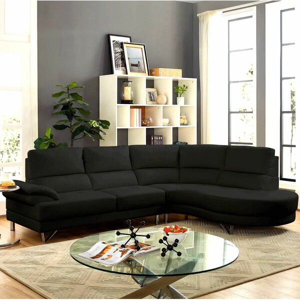 Amazing Selection Agnes Right Hand Facing Sectional by Orren Ellis by Orren Ellis