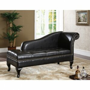 Masontown Chaise Lounge With Storage
