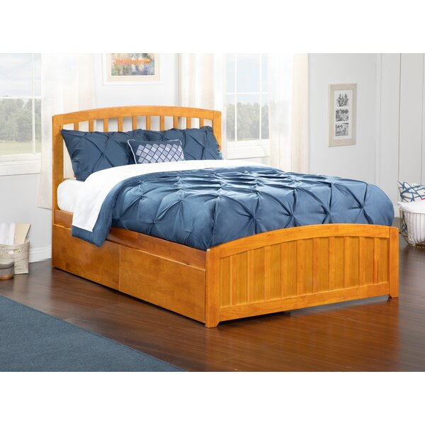 Gammage Queen Storage Platform Bed by Latitude Run