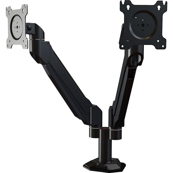 Articulating Arm Desktop Mount for 10-32 Flat Panel Screens by Crimson AV