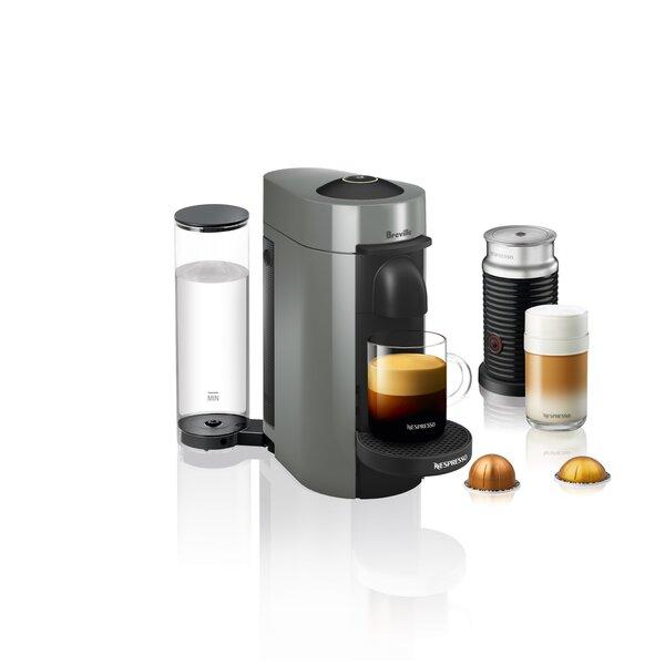 Breville Nespresso VertuoPlus Bundle Pod Espresso Machine by Nespresso