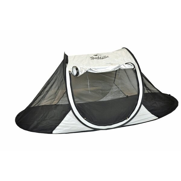 Instant Pop Up Mosquito 2 Person Tent with Carry Bag by Shadezilla
