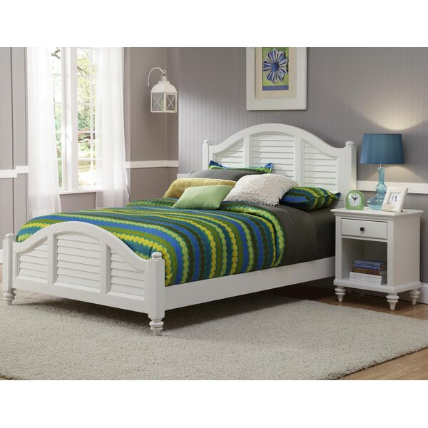 Harrison Panel 2 Piece Bedroom Set by Beachcrest Home