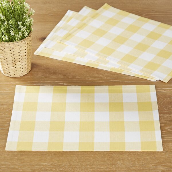 Maurice Placemats (Set of 6) by Birch Lane™