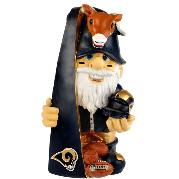 NFL Gnome Statue by Forever Collectibles