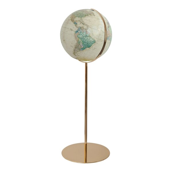 Potsdam Illuminated Floor Globe by Columbus Globe