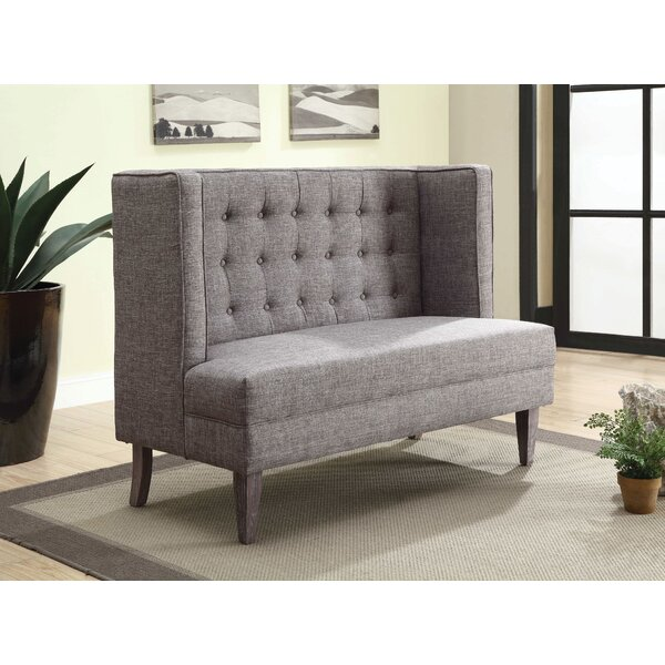 Stay Up To Date With The Newest Trends In Martello Loveseat by Gracie Oaks by Gracie Oaks