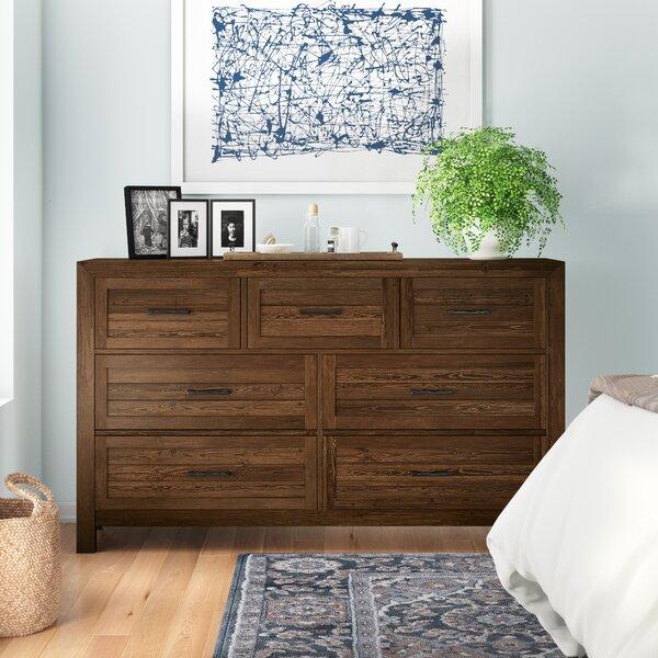 Craigsville 7 Drawer Dresser by Three Posts