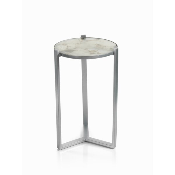 Baldemar End Table by Highland Dunes