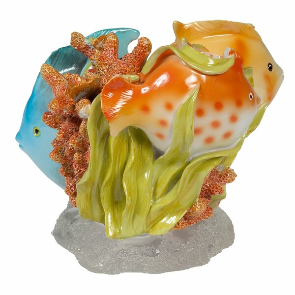 Cater Fish Toothbrush Holder by Highland Dunes