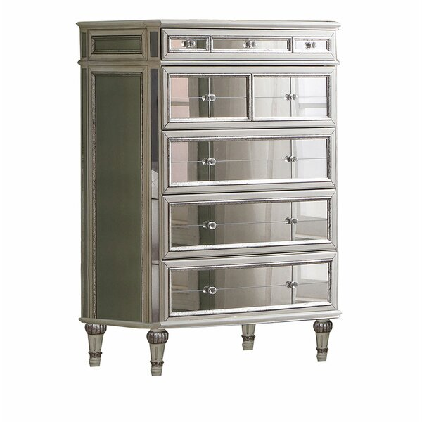 Lipscomb 5 Drawer Chest by Rosdorf Park