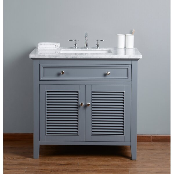 Richards 36 Single Bathroom Vanity Set by Beachcrest Home