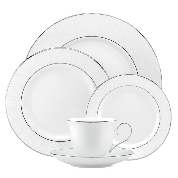 Artemis 5 Piece Place Setting, Service for 1 by Lenox