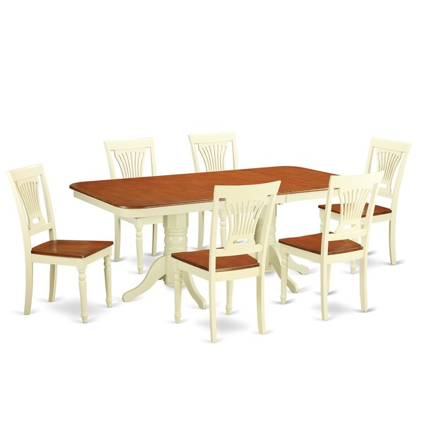 Gillham 7 Piece Dining Set By Astoria Grand