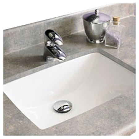 Undermount Bathroom Sink decolav classic rectangular undermount bathroom sink with overflow