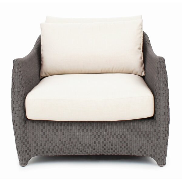 Kashgar Indoor/Outdoor Patio Chair with Cushions by Seasonal Living