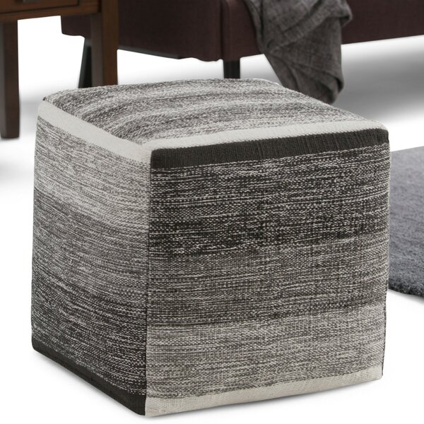 Sturgill Pouf Ottoman by Williston Forge