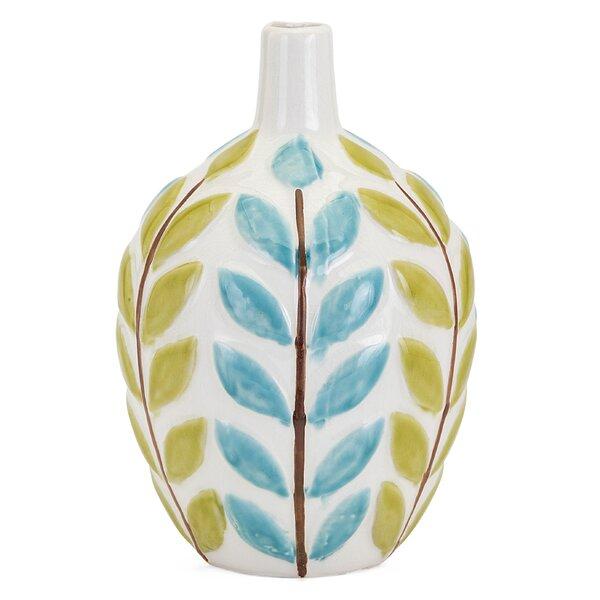 Alcott Hill Small Green/Blue Table Vase U0026 Reviews | Wayfair